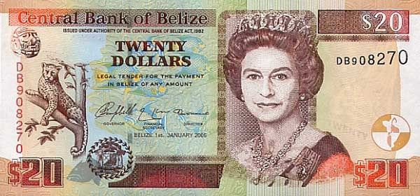 Belize Currency Usd Accepted