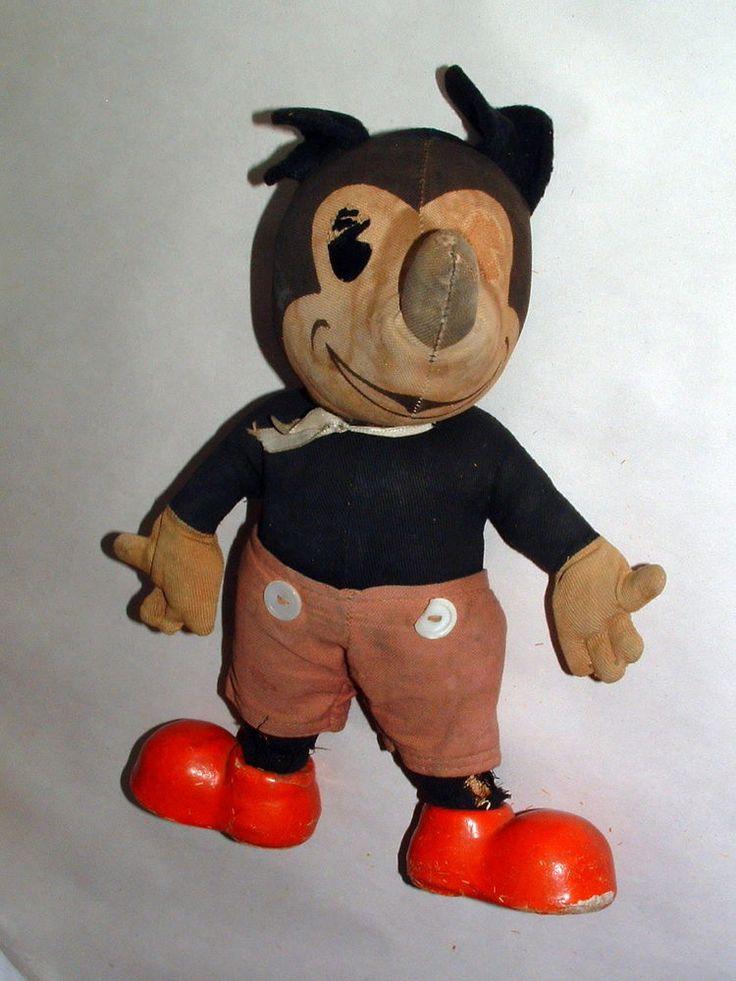 Best disney s mickey mouse friends vintage toys