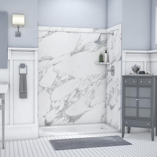Website With Photo Gallery FlexStone Royal Tub Or Shower Kit at Menards