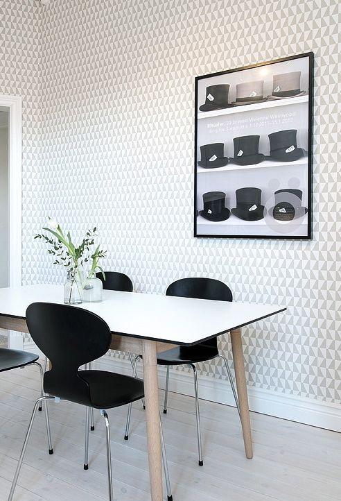 Cool scandinavian wallpaper for home 2