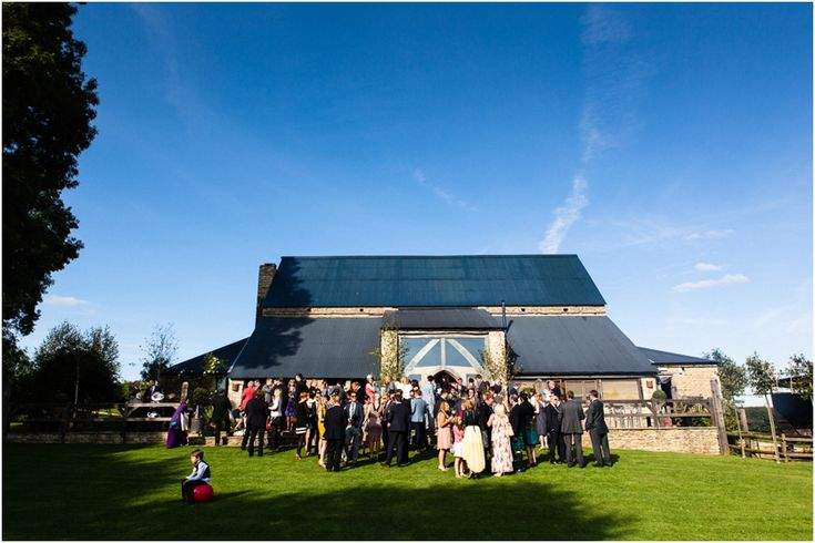 Cripps Barn #wedding venue