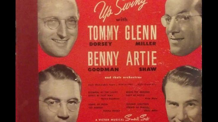 Tommy Dorsey / Glenn Miller / Benny Goodman / Artie Shaw – Up Swing (19...