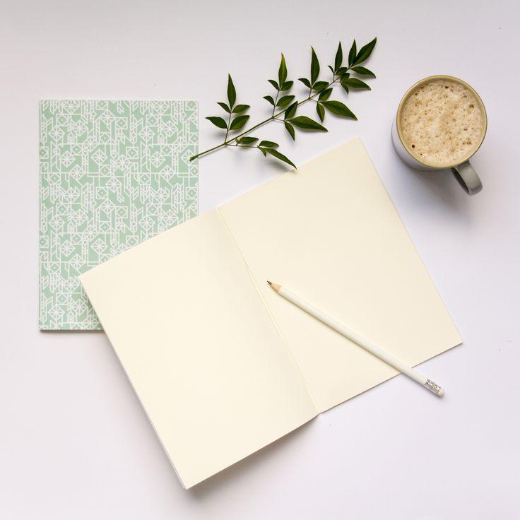 Elle Kay Fabrics Notebook