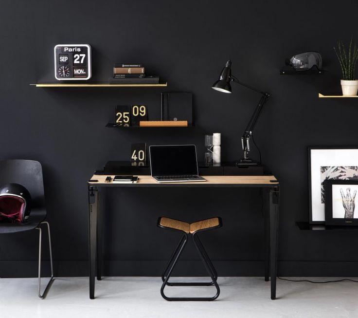 26 idées de déco de bureau pour votre loft see more collection pour le bureau par tiptoe