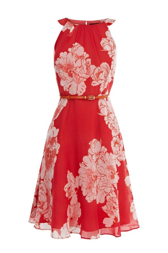 Suzy Printed Dress kissmee