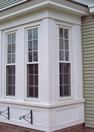 Pinterest the world s catalog of ideas for Decorative window trim exterior