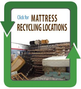 Yes You Can Recycle Your Mattress The Recycling Council Has Put Together A