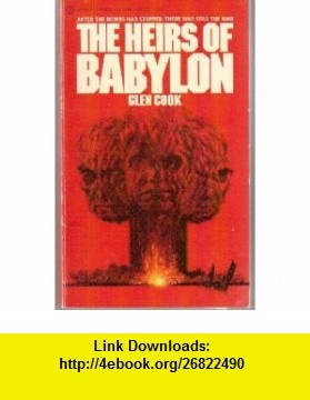 7 best cheap ebook images on pinterest pdf tutorials and book the heirs of babylon signet sf q5299 9780451052995 glen cook isbn fandeluxe Gallery