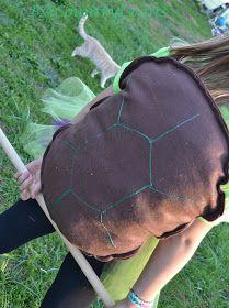 PACountryCrafts: DIY Girls' Ninja Turtle Costumes- with TUTUS!