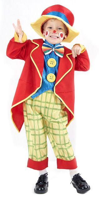 Déguisement clown garçon : Deguise-toi, achat de Déguisements enfants