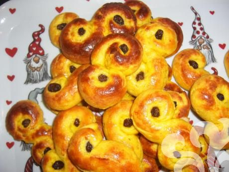 Glutenfria lussebullar | baka.se