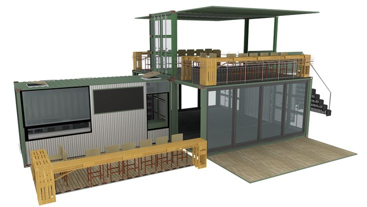 Container Cafe™