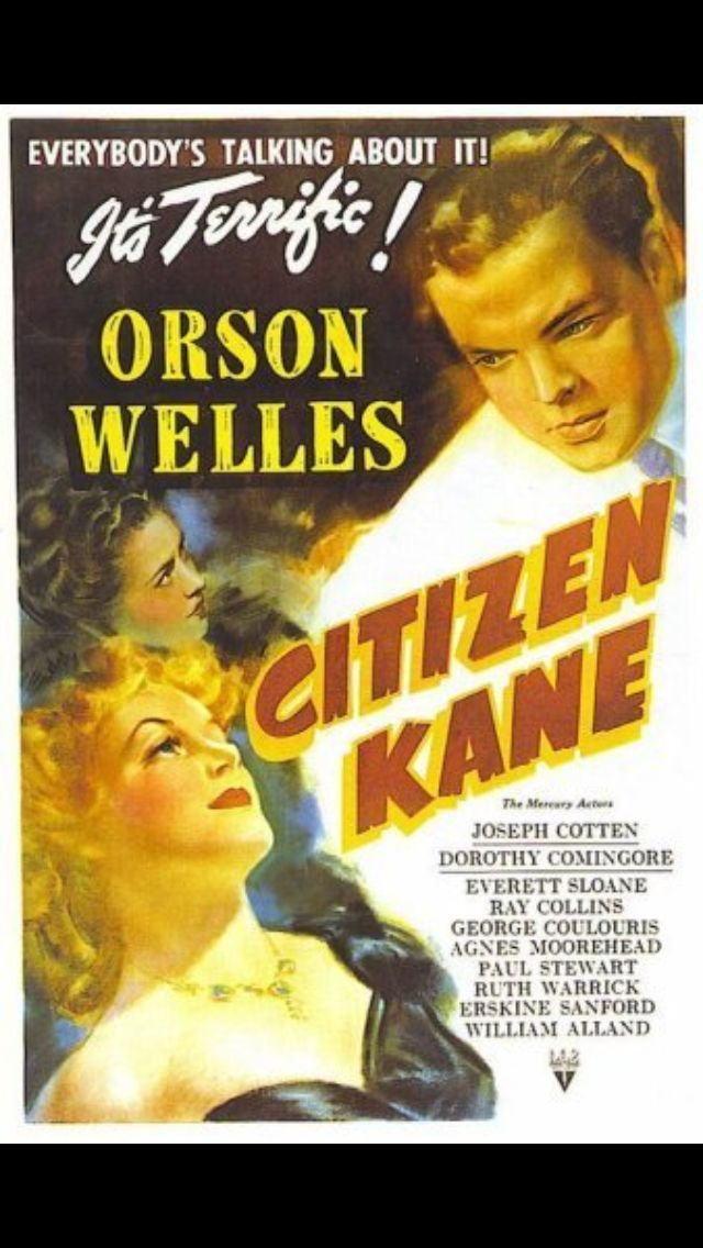 citizen kane tragic hero 1941 saw the release of citizen kane orson welles directed, wrote, produced, and starred in the film, which is greatly criticized for its resemblance to the life of newspaper tycoon.