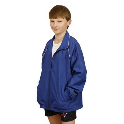 Promo Kids' Track Top Min 25 - Clothing - Sports Uniforms - Teamwear Tracksuits - WS-JK21K1 - Best Value Promotional items including Promotional Merchandise, Printed T shirts, Promotional Mugs, Promotional Clothing and Corporate Gifts from PROMOSXCHAGE - Melbourne, Sydney, Brisbane - Call 1800 PROMOS (776 667)