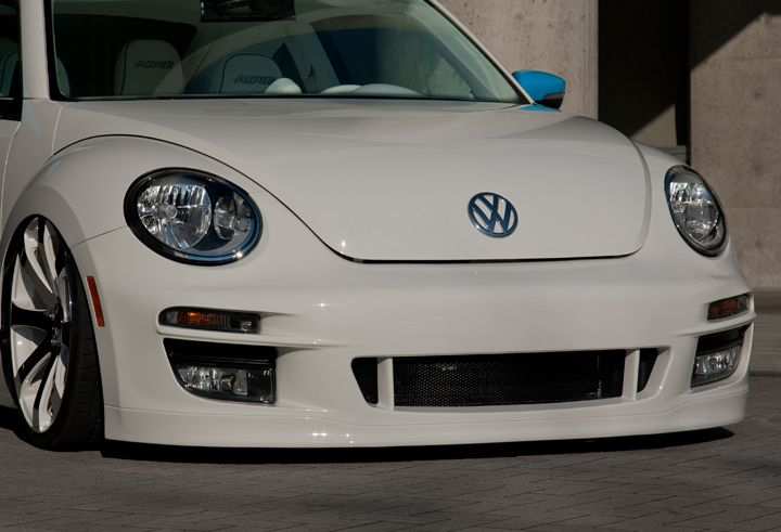 Custom New Beetle by Newing - VW Tuning Mag