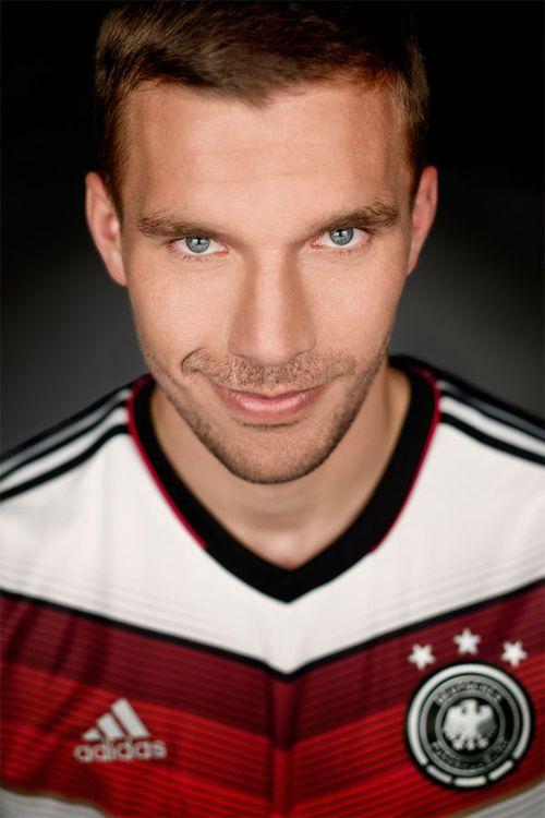 Lukas Podolski | Tumblr