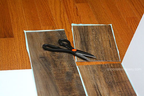 DIY Faux Wooden Photography Boards Vinyls, Poster Boards And DIY - Peel And Stick Wood Tile WB Designs
