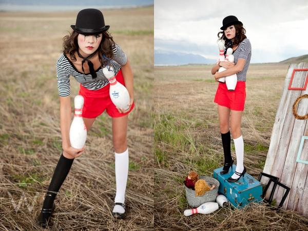 Amber Weimer Photography Blog: Circus Chic Photo Shoot