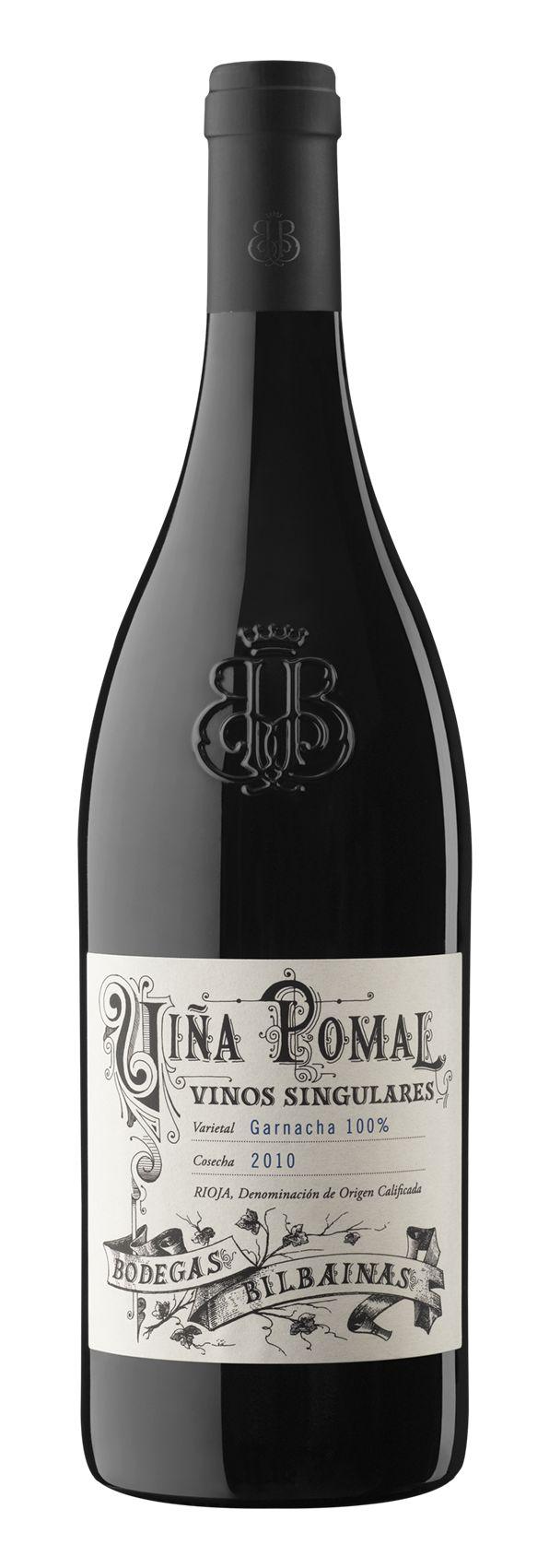 Viña Pomal. Puro Rioja.
