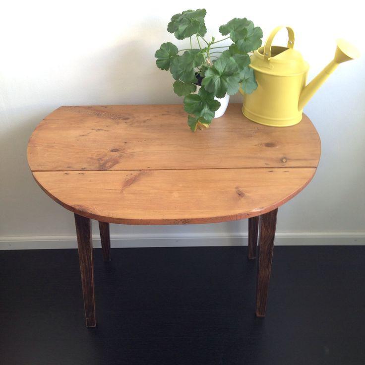 """Köpt """"nytt"""" köksbord, slagbord från 1800-talet"""