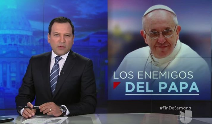 Los Enemigos Del Papa Francisco #Video