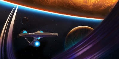 The Trek Collective: Amazing concept art for a new Star Trek animated series