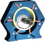 Compressed Air Rotary Motor