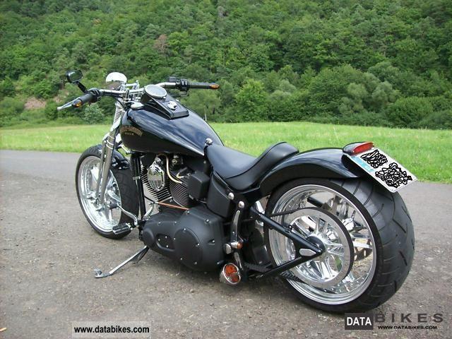 hd springers | 2001 Harley Davidson Night Train Springer Motorcycle Chopper/Cruiser ...