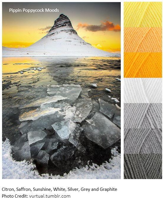 Color Moods 82 best yarn color board images on pinterest | yarn color