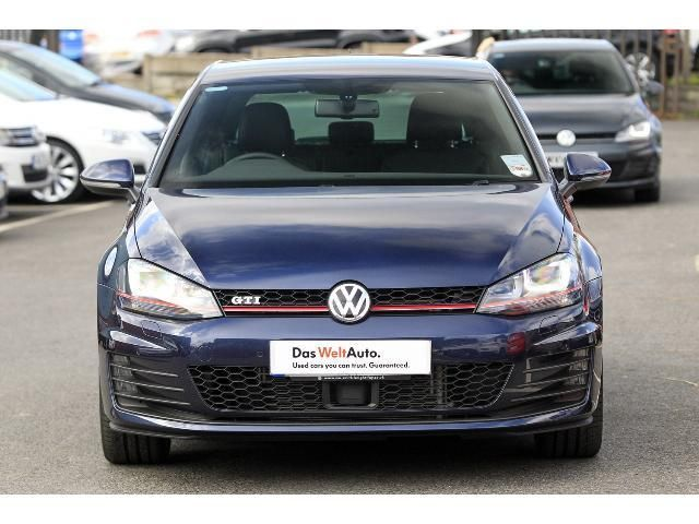 Volkswagen GOLF GTI mk7 Night Blue | Golf GTI | Pinterest | Gti mk7