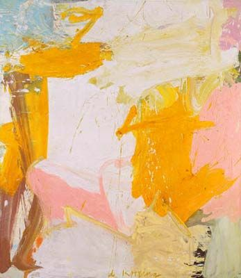 de kooning's rosy fingered dawn at louise point