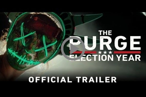 """The Purge: Election Year"" Is The Political Horror Movie We All Desperately Need  #the #purge: #election #year #official #trailer #hd"