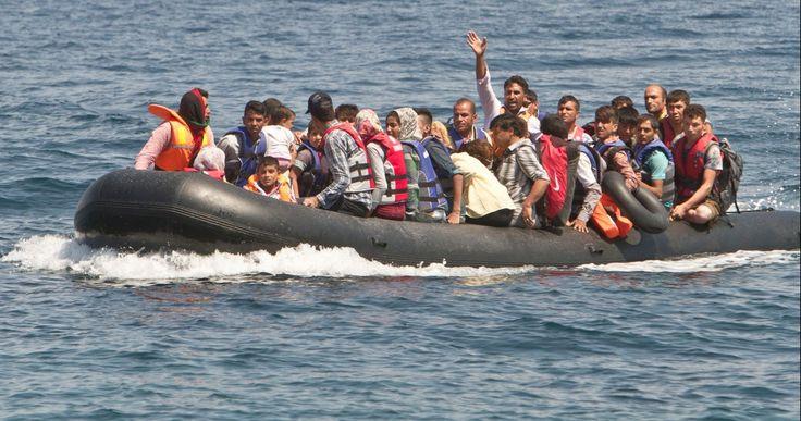 Χειροπέδες στον 41χρονο διακινητή των προσφύγων