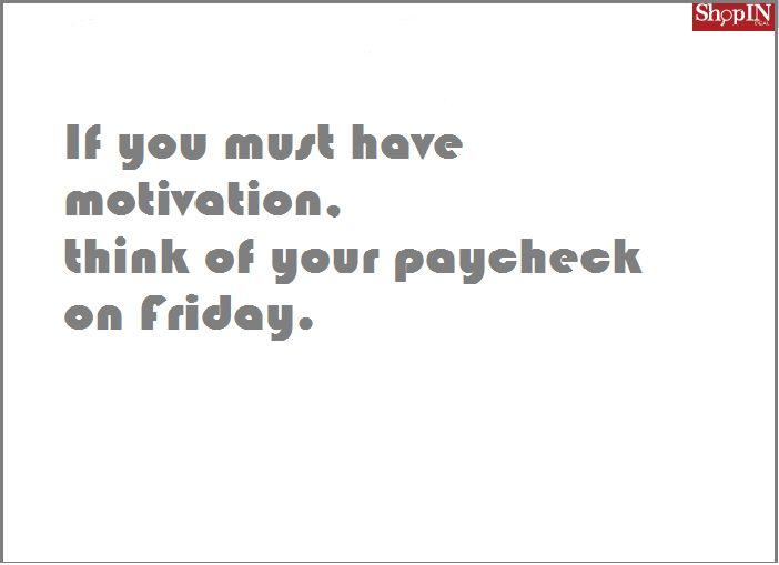 Feeling Fridaylicious !