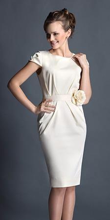 Платье футляр на свадьбу