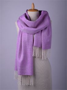 ILLANGO FASHION, HANDWOVEN SCARVES, silk scarf