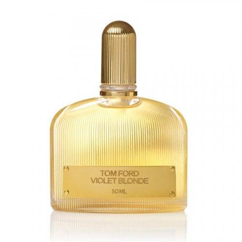 Tom Ford Violet Blonde eau de parfum, glamoureus en verfijnd, opent met levendige noten van viooltjesblad, Italiaanse mandarijn en roze peper. Het me...
