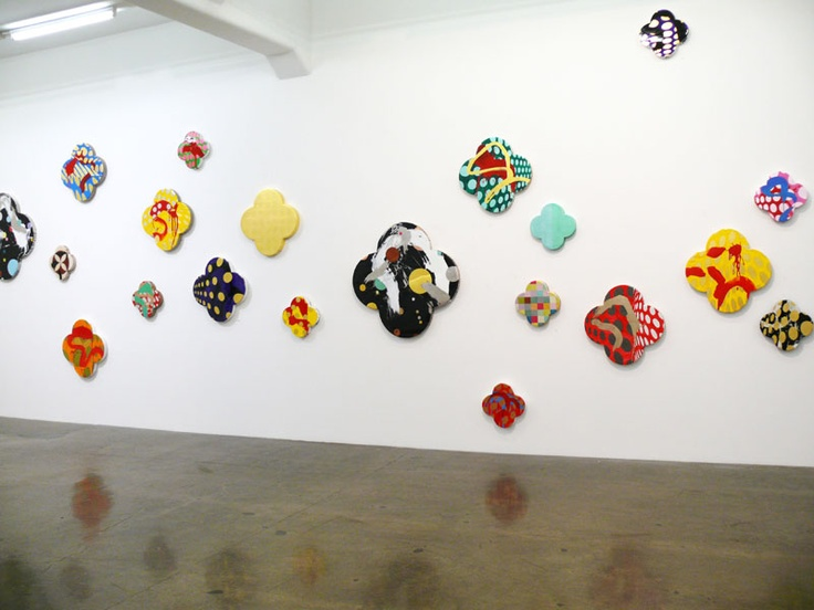 Dream wall by Max, Gow Langsford Gallery