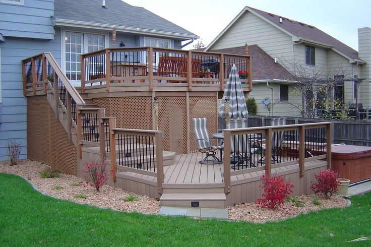 1000 Ideas About Composite Decking Material On Pinterest