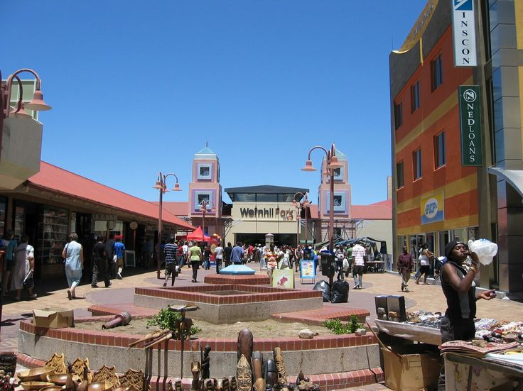 Windhoek Square