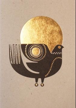 Sanna Annukka: Sun Bird. Maailman synty Kalevalan mukaan.