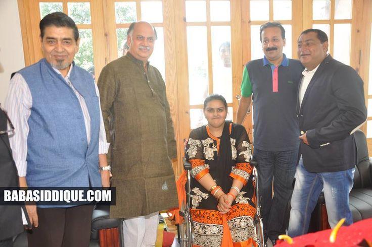 Inauguration of Housing Project with Shri. Gurudas Kamat and Shri. Jagdish Tytler at Khapoli. Other Guests present were Neha Dhupia, Geeta Basra, Jimmy Shergill, Aaftab Shivdasani, Chunky Pandey, Mugdha Godse & Randeep Hooda. #6thOct2013  Website- www.babasiddique.com  Twitter-https://twitter.com/babasiddique Youtube- http://www.youtube.com/babasiddique