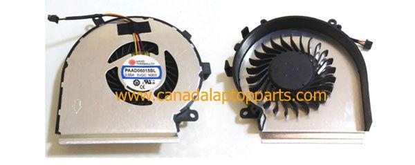 MSI PE60 PE70 Series Laptop CPU Fan PAAD06015SL(N303)