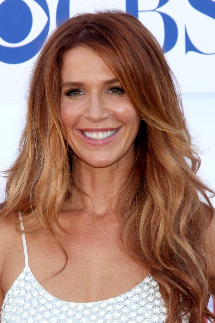 Poppy Montgomery Photo: CW, CBS, Showtime Summer TCA Party 2012