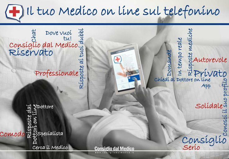 Domande al medico: http://www.consigliodalmedico.it/