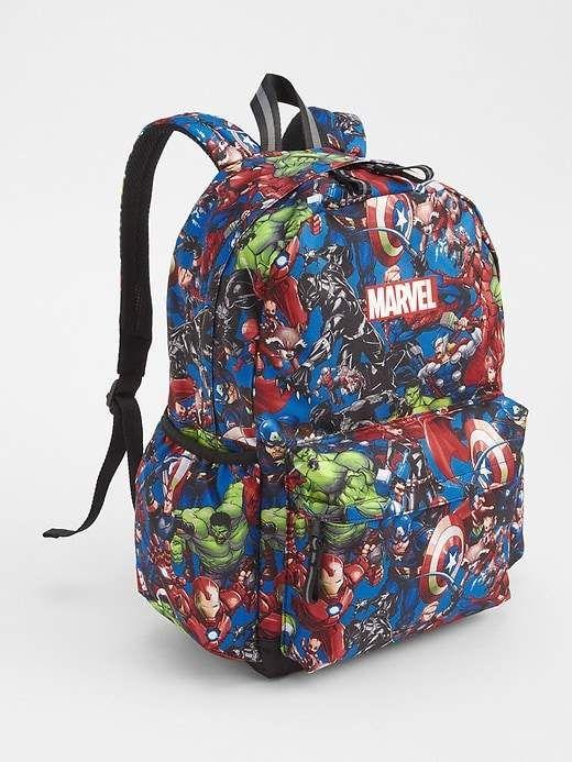 95a29e1a37 Gap GapKids | Marvel© Senior Backpack | Products | Backpacks, Marvel ...