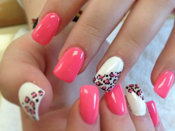 Hot pink and leopard!!