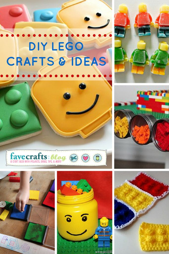 25 best images about lego crafts on pinterest lego craft for Diy lego crafts