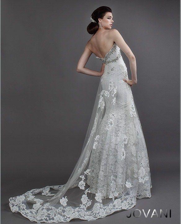 Jovani wedding dress! Cute