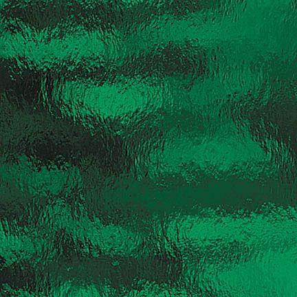 emerald green...